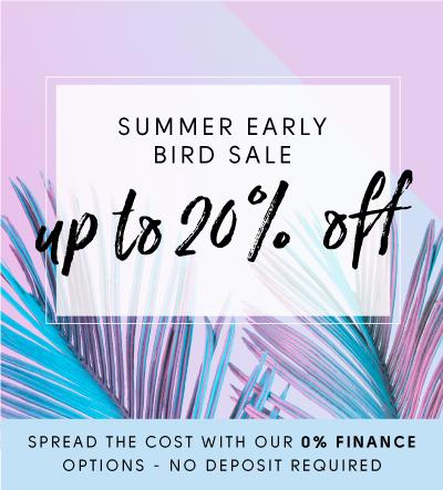 Summer Early Bird Sale