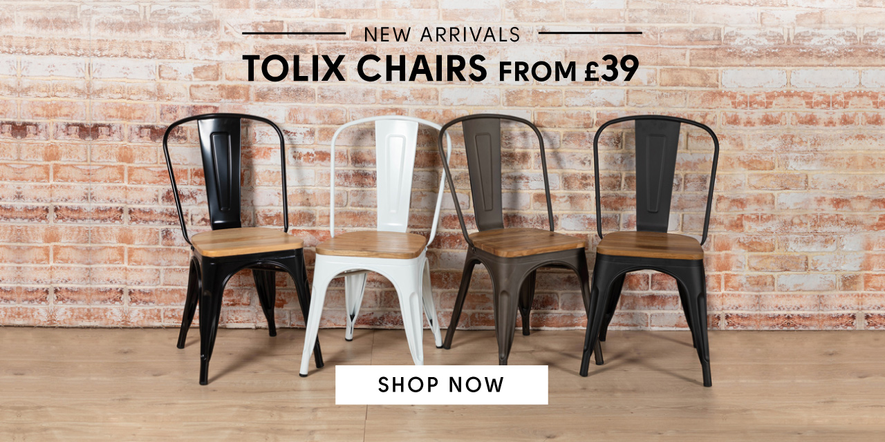 Easter Event, Tolix chairs from £39