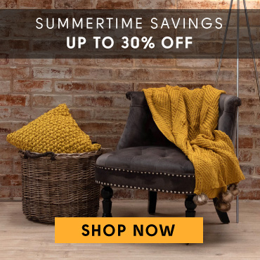 Summertime Savings up to 30% off