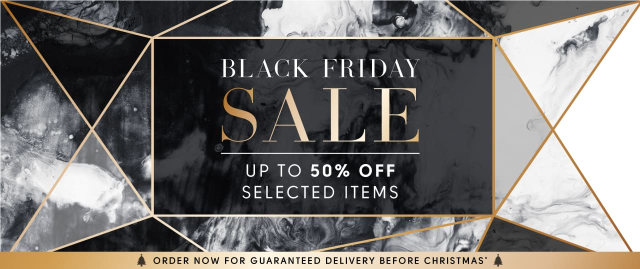 Black Friday Sale up to 50% off