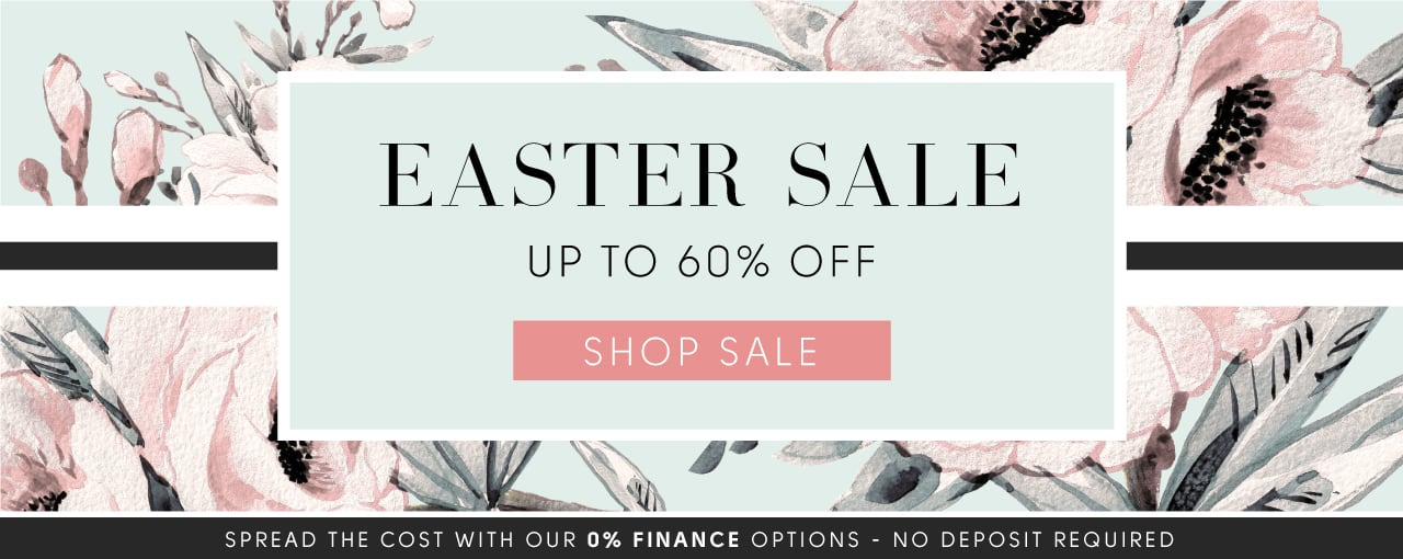 Easter Sale now on save up to 60%