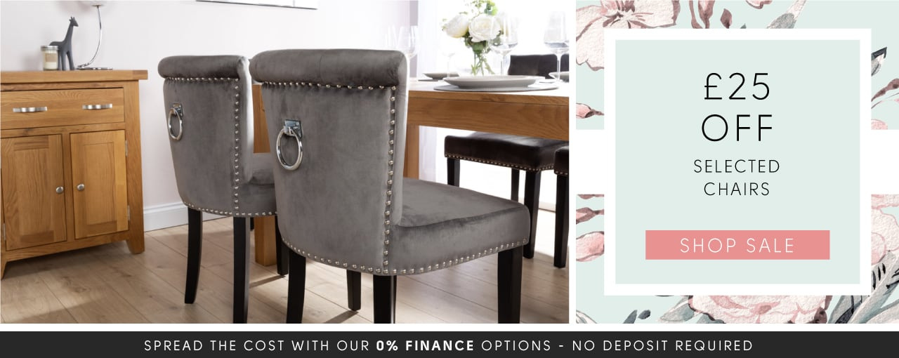 £25 off selected chairs