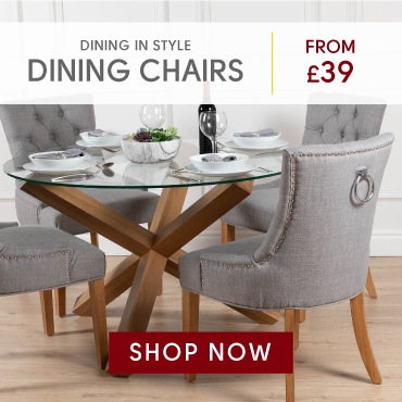 Dining chairs from £39
