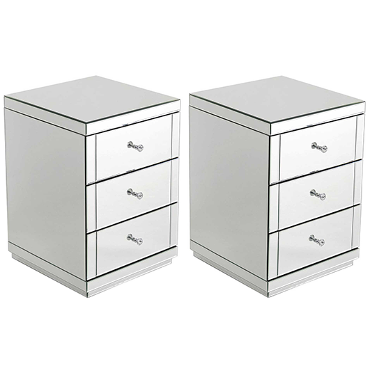 3 drawer pair