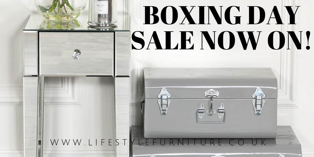 Boxing Day Sales- Lifestyle Furniture