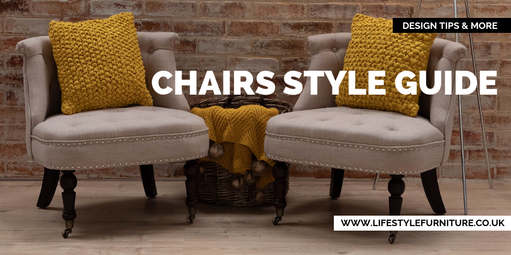Chair style guide