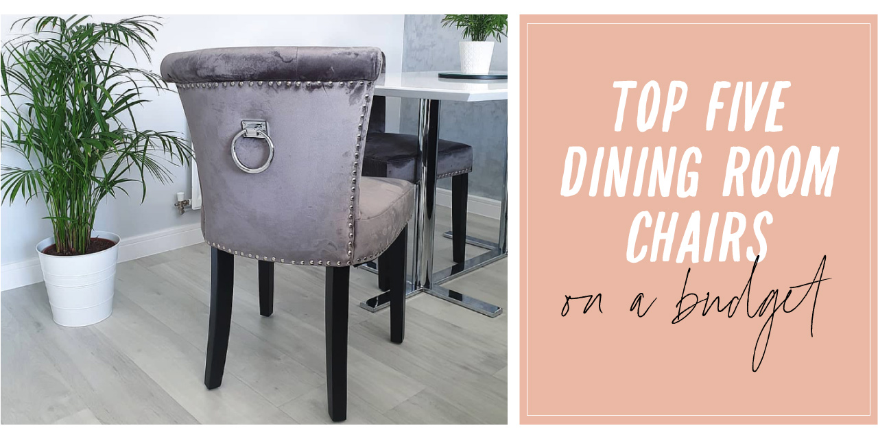 Top 5 Dining Chairs on a Budget