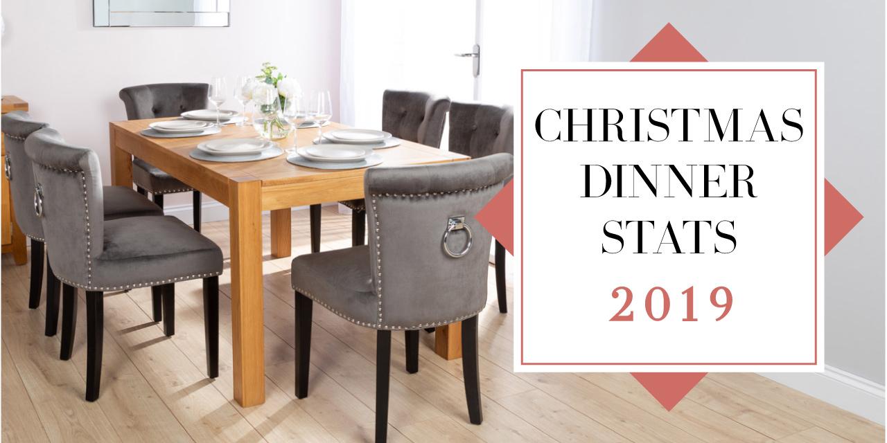 Christmas Dinner Stats 2019