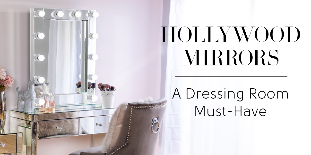 Hollywood Mirrors A Dressing Room Must-Have